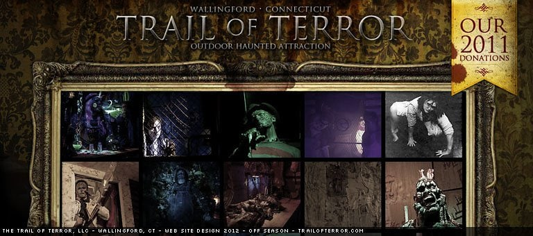 Trail of Terror 2012 Pre-Season Site